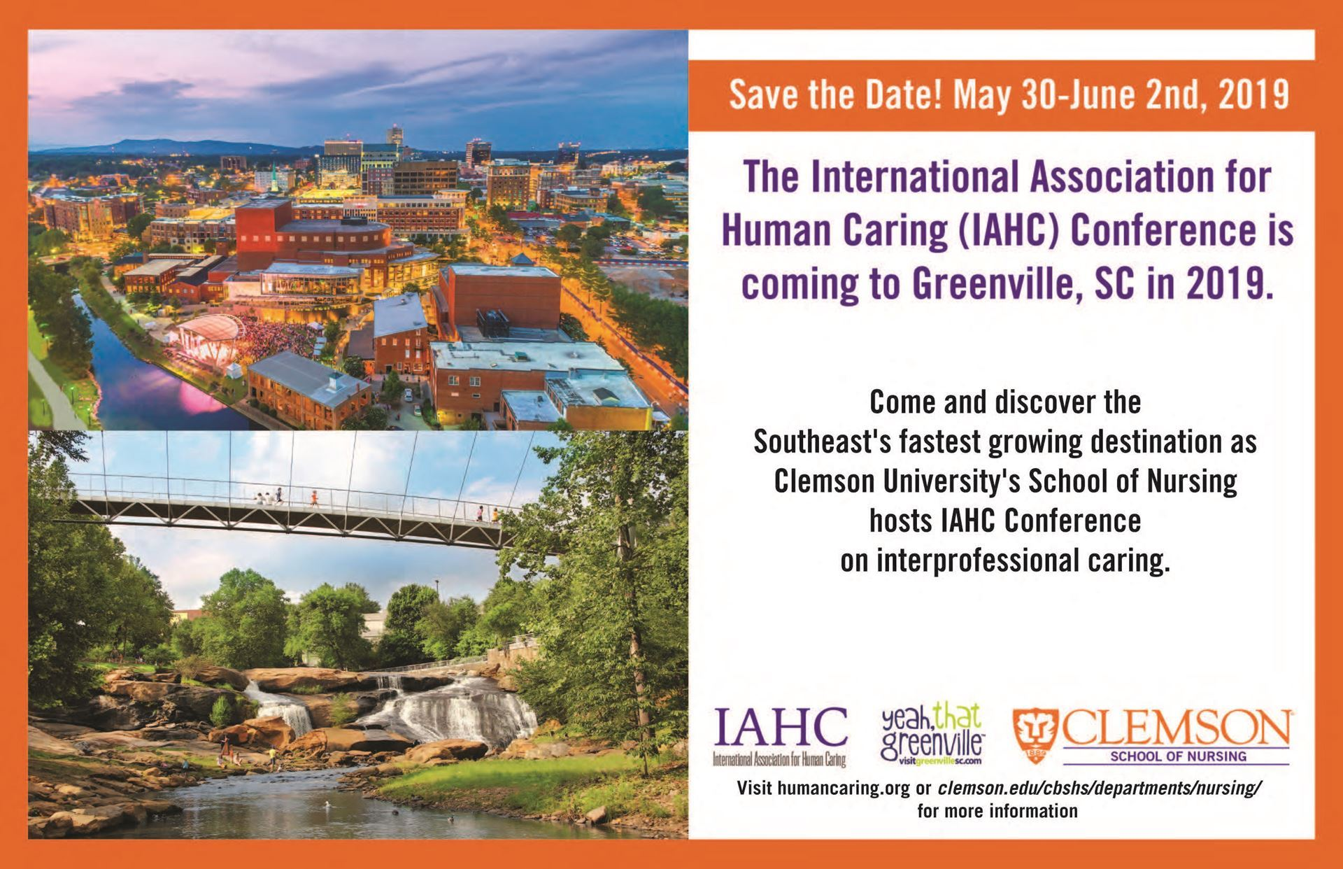 International Assoc  for Human Caring - Annual Conference
